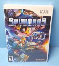 Spyborgs - Nintendo Wii BRAND NEW FACTORY SEALED