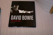 David Bowie A Life In Pictures By Chris Welch Hardcover Book