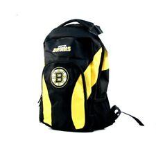 More details for boston bruins backpack, gold & black