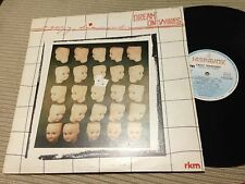 "CRAZY DIAMONDS - DREAM ON WIRES 12"" LP SPAIN HISPAVOX 82 - SURF"
