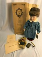 The Yesterdays Child Doll Collection Ms Ashley The Teacher 4905 From Boyds