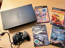 Playstation2 konsole mit spielen