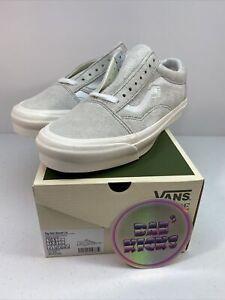 Vans Vault Notre OG Old Skool LX in Marshmallow Brand New Size 10.5 In Hand