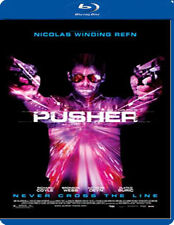 PUSHER - BLU-RAY - REGION B UK