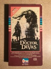 The Doctors And The Devils VHS Tested Key Video