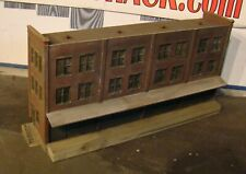 HO Scale Building Walthers Commissary Freight Background Structure Weathered