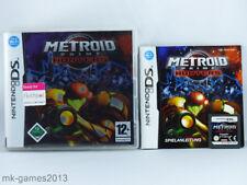 Metroid Prime Hunters für Nintendo DS/Lite/XL/3DS - OVP+Anl. - Sehr gut