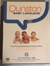 The Dunstan Baby Language:Program One for 0-3 Months (DVD, 2006, 2-Disc Set)