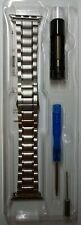 Moku iWatch Band 38mm With Link Removal Tools. Silver