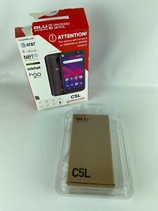 BLU C5 C010Q - 8GB - Black (Unlocked) Smartphone