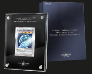 Yu-Gi-Oh! TCG Masterpiece Series: Platinum Blue-Eyes White Dragon 0832 / 1000 EU