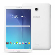"Samsung Galaxy Tab E SM-T561 8GB 9.6"" 3G Version Tablet White"