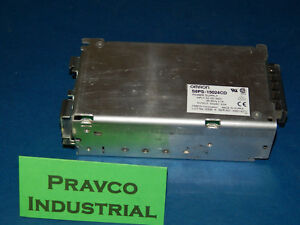 Omron S8PS-15024CD Power Supply Input AC100-240Volt 50/60Hz 2.7Amp S8PS15024CD