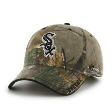 hot sale online d1fbf c4fb9  47 BRAND Chicago White Sox Camo Logo Structured Frost Adjustable Hat.