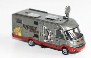 Märklin H0 Hymer Wohnmobil Looney Tunes aus 1. FC Märklin Jahreswagen 48611
