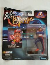 NASCAR Winners Circle Starting Lineup Series 1 1998 Dale Jarrett figure and card