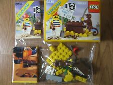 LEGO Pirates 6235 Buried Treasure 100% Complete w/ Box & Instructions