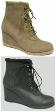 I Love Billy Synthetic Ankle Boots for Women
