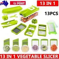 OZ A Food Slicer Dicer Nicer Container Chopper Peeler Vegetable Fruit Cutter