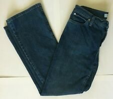 As Real As Wrangler Medium Wash Denim Jeans WCW84MG Womens Size 10x30
