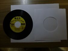 Old 45 RPM Record - MGM K 13530 - Twice As Much - Sittin' on a Fence / Baby I Wa