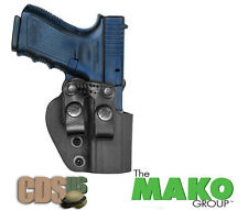 MAKO FRONTLINE MOLDED POLYMER IWB HOLSTER - SIG SAUER P226/P220 J240 BLACK