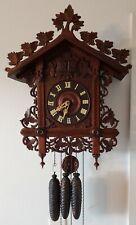 Antique Cuckoo and Qual German Cuckoo Clock