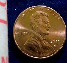 2012-D Denver Mint Lincoln Shield Cent BU