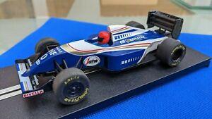 Vintage Scalextric 1:32 -C226 1993 Williams Renault FW15C F1 Damon Hill