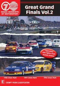 Magic Moments Of Motorsport - Great Grand Finals - Vol 2 DVD Bathurst brand new