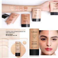 MIXDAIR  Sunscreen Touch Foundation Liquid Concealer Lasting High Cover Makeup