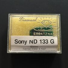 DREHER & Kauf AGO DI RICAMBIO SONY ND 133 G per VL 30 G/NOS (NEW OLD STOCK)