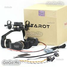 Tarot GOPRO T-3D IV Metal 3-Axis HERO4 SESSION Gimbal For Drone - TL3T02
