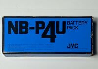 JVC Battery Packs NB-P4U UNTESTED