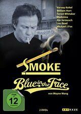 Smoke / Blue in the Face [2 DVDs](NEU/OVP) Harvey Keitel, William Hurt, Forest W