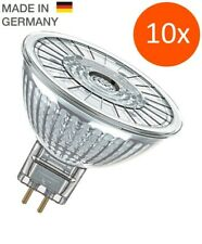 10 x OSRAM LED STAR MR16 35 36° GU5.3 Strahler Glas 2700K LED Strahler = 35W