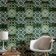 Superfresco Easy Paste the wall Portugese Tile Wallpaper (Was £17)