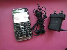 Simple Repuesto Original Niños Barato Básico pensionista NOKIA E71 Desbloqueado 2G, 3G, 4G, 5G