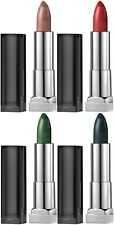 (1) Maybelline Colorsensational Metallic Lipstick, You Choose
