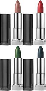 Maybelline Colorsensational Metallic Lipstick, You Choose