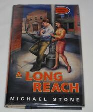 A Long Reach: A Streeter Mystery - SIGNED by Michael Stone - 1st / 1st (B25B)
