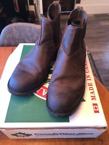Canada West Boots Chelsea 10 3e mens
