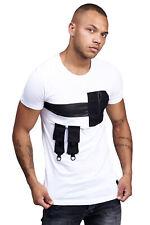 Herren T-Shirt Poloshirt Shirt Kurzarm Printshirt Polo Kurzarm 17026 John Kayna