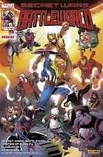 Comics Secret Wars - Battleworld - Numéro 1 - Panini - Janvier 2016