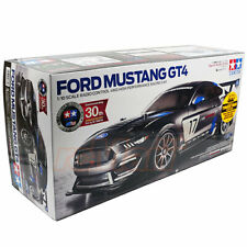 Tamiya 1/10 TT02 Ford Mustang GT4 w/ ESC EP RC Car Kit RC Car On Road #58664