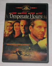 The Desperate Hours DVD, 2002 Mickey Rourke, Anthony Hopkins