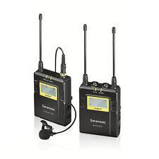 Saramonic UwMic 9 96-Channel UHF Wireless Lavalier Microphone System