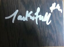 Tacko Fall Boston Celtics Autographed Signed Floorboard