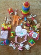 Baby Kleinkind Spielzeug Paket Rassel Knister Motorik Musik haba