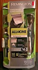 Remington Multigroomer 3000 All-In-One Beard Hair Grooming Kit Clipper Cordless